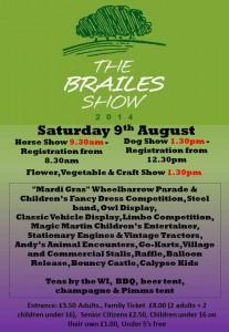 Brailes show 2014
